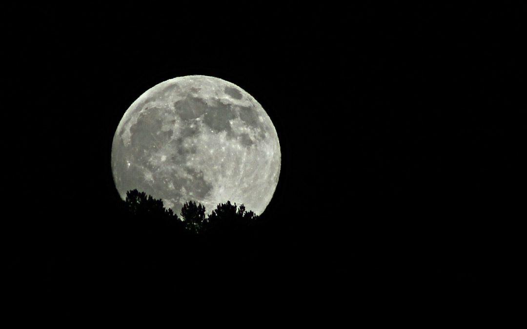 anheizen nach den Mondphasen
