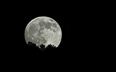 Zum ersten Mal anheizen nach den Mondphasen