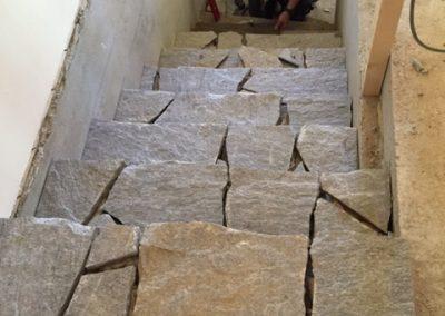 Naturstein Treppen vom Meister Allgäu