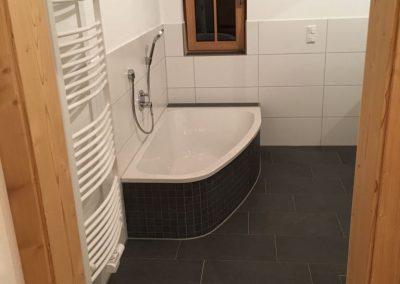 Fliesenverlegung Badezimmer Allgäu