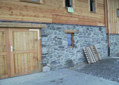 Fassaden Natursteine Allgäu Geopietra